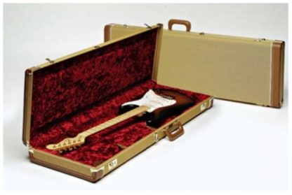 Fender Strat/Tele Multi-Fit Hardshell Case - Tweed