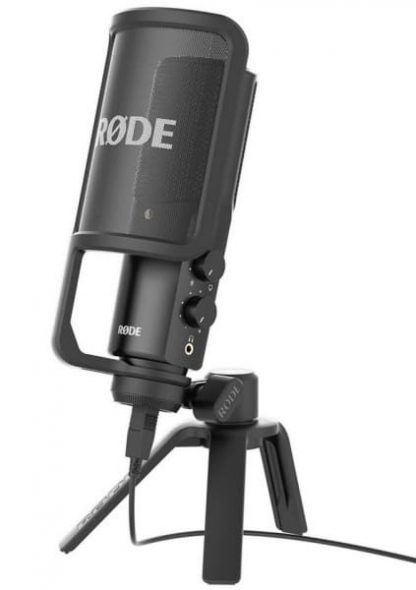 RODE NTUSB Versatile Studio-Quality USB Microphone