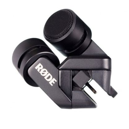 RODE IXYL Stereo Microphone for Apple iPhone & iPad