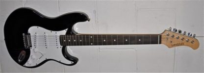 Livingston Black with Rosewood neck