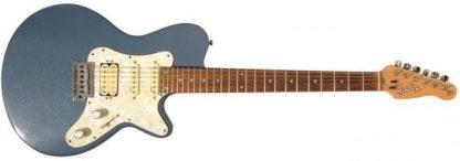 Godin SD-HSS Vintage Blue Rosewood Fingerboard
