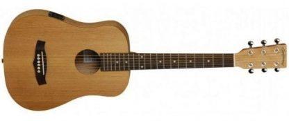 Tanglewood TWRT-E Travel Guitar