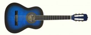 Aria FiestFST-200 new 3/4 Blue