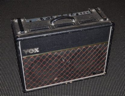 Vox AC-30 TB Reverb 1979 Hand Wired