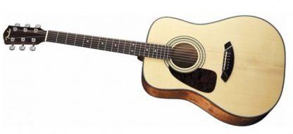 Fender CD-140S Left Handed Spruce Top Natural