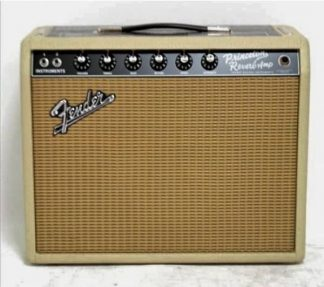 Fender FSR 65 Princeton Reverb Blonde (Wheat Grille, P10R)