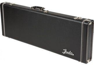 Fender Pro Series Strat/Tele Guitar Case (Black)