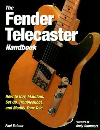 Fender Telecaster Handbook by Paul Balmer