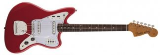 Fender Jaguar Classic 1960s - FiestRed Lacquered