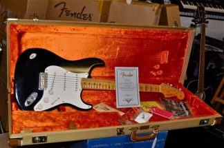 Fender Stratocaster 2009 Custom Shop 1956 Black