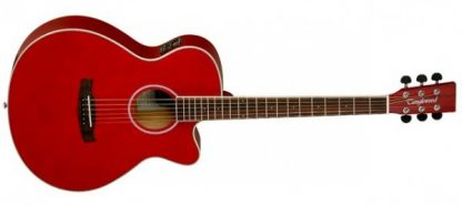 Tanglewood Discovery DBT SFCE RD Folk - Red