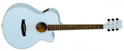 Tanglewood Discovery SFCE Surf Blue