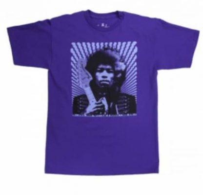 "Fender Jimi Hendrix ""Kiss the Sky"" T-ShirtL"