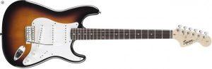 Squier by Fender Affinity Stratocaster Sunburst
