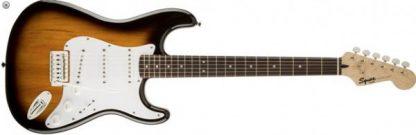 Squier by Fender Bullet Strat Sunburst