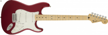 Fender Stratocaster Standard MN Candy Apple Red