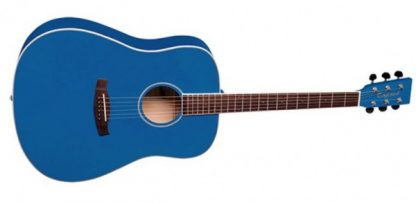 Tanglewood Discovery Dreadnought Dark Cobalt Blue