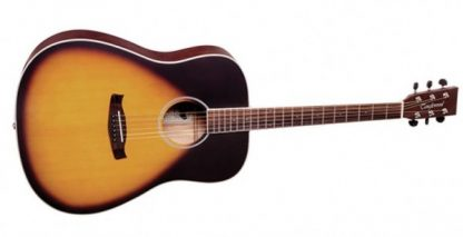 Tanglewood Discovery Dreadnought Dark Violin Burst