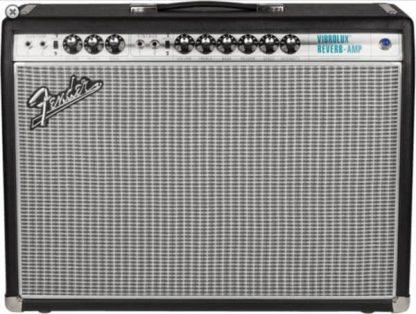 Fender Vibrolux Reverb Amp 1968 Custom