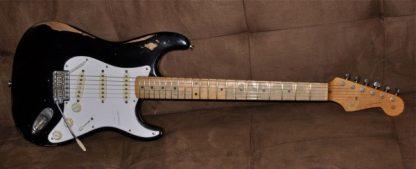 Fender Road Worn Stratocaster Black Nov 2008