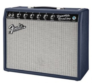 "Fender Princeton 1965 ""Limited Edition"" Navy Blue (1 of 10 for Oz)"