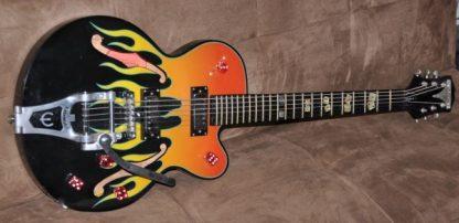 Epiphone FlameKat Limited Edition Electric Guitar