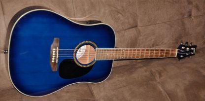 Ashton Dreadnought Blue