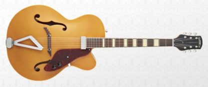 Gretsch G100CE Synchromatic Archtop Cutaway Electric Flat Natural