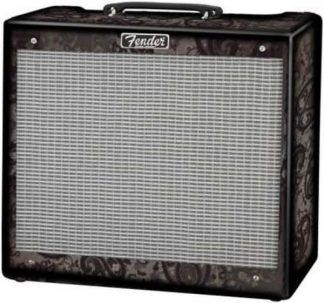 Fender Blues Junior III FSR Black Paisley