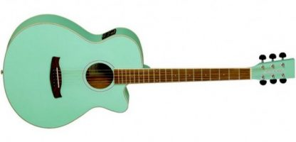 Tanglewood Discovery SFCE Surf Green