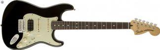 Fender Deluxe Lone Star Strat Black