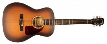 Fender CF-140s Folk Satin Sunburst Aust