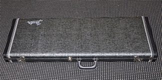 Fender Case - G&G Trout Blue Plush Strat / Tele (John Mayer) LTD