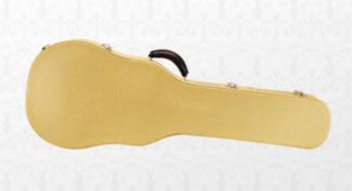 Gretsch G6276 Premium Solid Body Guitar Hardshell Case Tweed
