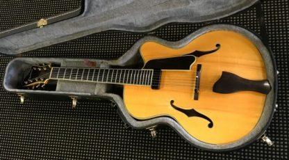 Eastman AR-817-CE 2005 7 String Arch-top