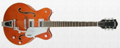 Gretsch G5422T Electromatic Orange Hollow Body Double-Cut Bigsby