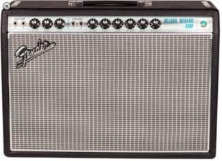 Fender Deluxe Reverb Custom Amp 1968