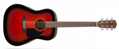 Fender CD-60 dreadnought - Sunburst