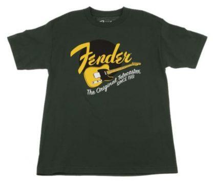 """Fender """"Original Tele T-Shirt """" M"""
