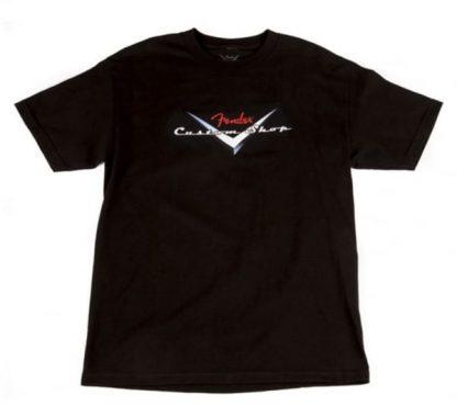 "Fender ""Custom Shop Original Logo"" Tee-Shirt - L"