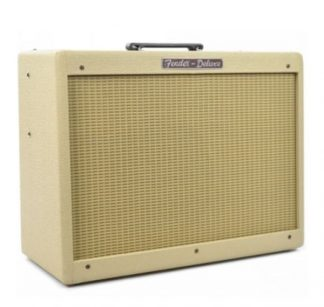 Fender Ltd Ed Blues Deluxe cream/white w/Jensen P12Q speaker