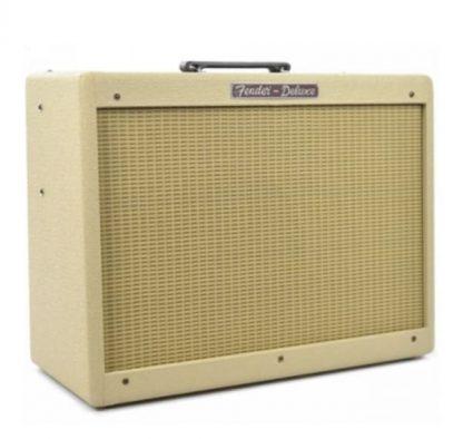 Fender Ltd Ed Blues Deluxe cream/white w/Jensen P12Q speaker