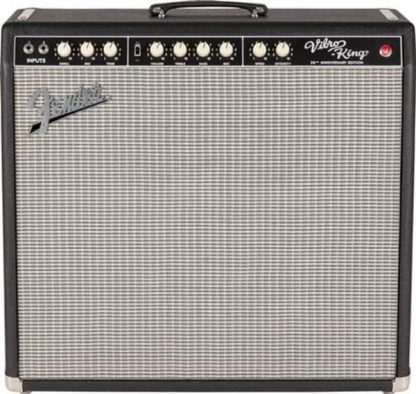 Fender Vibro-King Black Tolex - 20th Anniversary - Custom Shop Amp