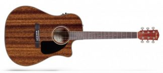 Fender CD-60CE All Mahogany - Extrpics
