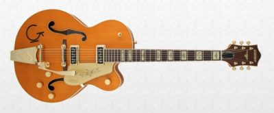 Gretsch G6120T-55 1955 CHET ATKINS Orange Stain