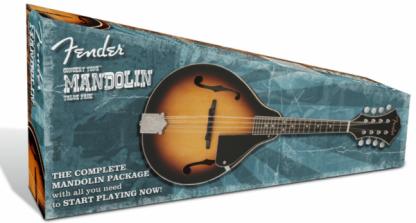 Fender Concert Tone Mandolin Pack
