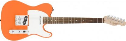 Squier by Fender Afinity Telecaster Competition Orange