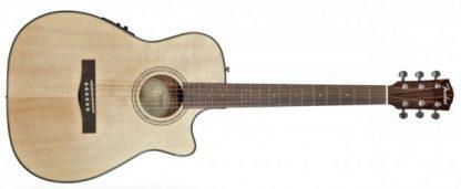 Fender CF-140SCE Solid Top Satin Aust + Extrpics