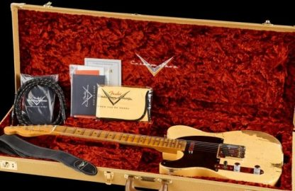 Fender Custom Shop 1951 Heavy Relic Telecaster Left Handed