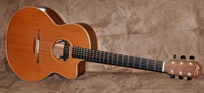 Lowden F23C Walnut Cedar Cutaway Acoustic Guitar